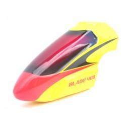 FUSUNO Airbrush Fiberglass Canopy Blade 400 - FUC-400YR