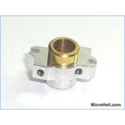 MicroHeli Precision CNC Washout Base ( SILVER ) - Blade 400
