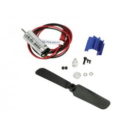 Eflite Tail Motor Set, Huey: BCP, CP+, CPPro, CPPro2