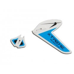 Xtreme Tail Fins-type B (BLUE) - MCX