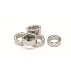 Torque Tube Ceramic Bearing Kit 4pcs(8x12x3.5)-1pcs(7x11x3)