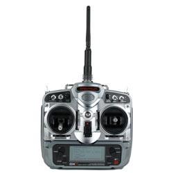Spektrum DX7 2.4G 7Ch w/AR7000 & 4-DS821 TX - MODE 2