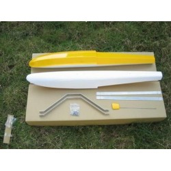 Float set for 40size with rudder