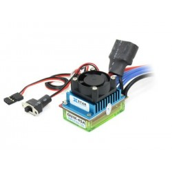 Brushless ESC for Car Quik 45A