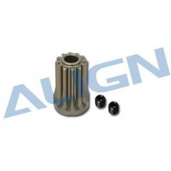 ALIGN Motor Pinion Gear 12T H70054 - TREX 700E