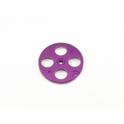 "35mm ""Pull-Pull"" Cable Wheel - JR - PURPLE"