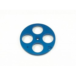 "45mm ""Pull-Pull"" Cable Wheel - JR - BLUE"