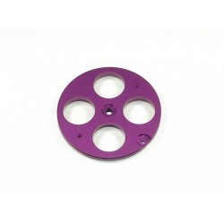 "45mm ""Pull-Pull"" Cable Wheel - JR - PURPLE"