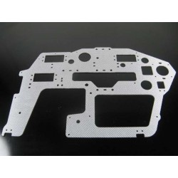 600 Fiberglass Main Frame(L)/1.6mm