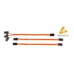 Beast X - Receiver adapter cable 8cm