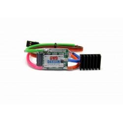 GWS LIPO Speed Controller ESC ICS-400Li 15A