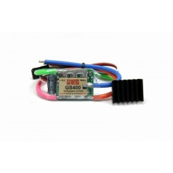 GWS Speed Controller ESC GS-400 15 Amp