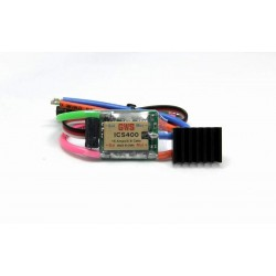 GWS Speed Controller ESC ICS-400 15 Amp