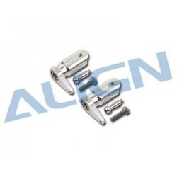Align Main Rotor Holder Set/Sliver H25105 - Trex 250FL