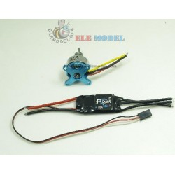ELE EC28-M Motor & ELE 20P ESC