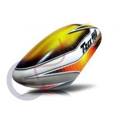 Canomod Goldwave Hybrid Fiberglass Canopy - T-REX 700