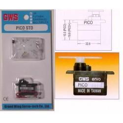 GWS Pico Servo w/ JR Plug 5.4g/.12sec/.7kg