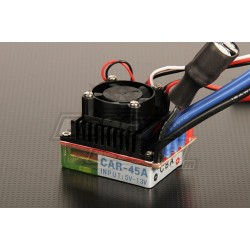 HK Brushless Car ESC 45A w/ Reverse