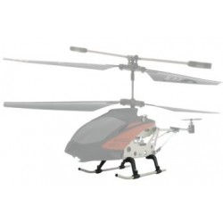 AirAce Zoopa 150 Landing Skids
