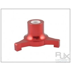 Swashplate leveler (12mm w/ POM inside) - T-rex 700 - RED