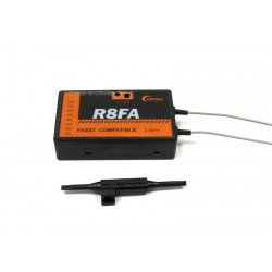 CORONA R8FA 2.4GHz Spread Spectrum FASST Compatible Receiver