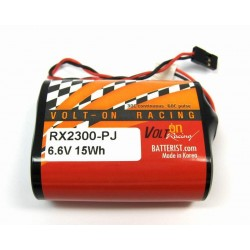 Polyquest 2300mAh 2S1P Lithium Ion~ A123 Receiver Pack