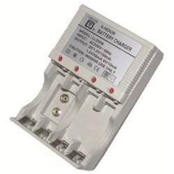 LLD506 Φορτιστής Μπαταριών AA,AAA, Ni-Cd Or Ni-Mh, 9v