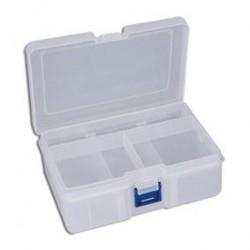 Κουτί αποθήκευσης με 6 χωρίσματα 165χ125χ60mm CT-2084