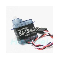 Blue Arrow BA-TS-4.3 Micro Servo