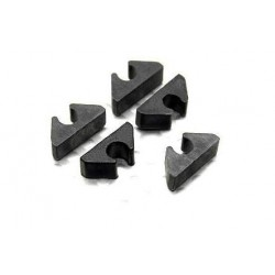 Air Line/Fuel Line/ Cable Tidy Clip for 4mm OD (5pc)