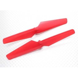 Q-BOT Quadcopter - Propeller (Red) (1pair)