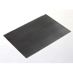 Self Adhesive Decal Sheet - Carbon Fiber Look (340mm x 240mm)