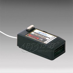 ART-TECH 6CH Dual conversion receiver 40MHZ