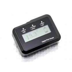 Digital Pitch Gauge for R/C Helicopter