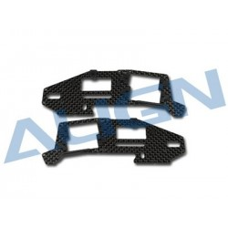 Align T-REX 250PRO Carbon Main Frame(U) H25114
