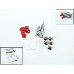 Pushrod Snap Connectors 2mm (5pack)