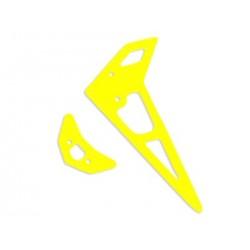 Fusuno Neon Yellow Fiberglass