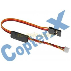 CopterX (CX-SAT-SP) Spektrum Satellite Receiver Cable for
