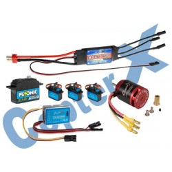 CopterX 450 Flybarless Electronic Parts Package V2