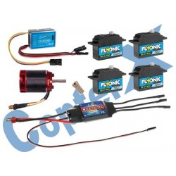 CopterX 500 Flybarless Electronic Parts Package V2