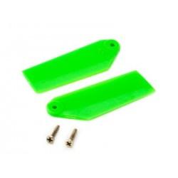 Eflite Blade Tail Rotor Blade Set, Green: 130 X