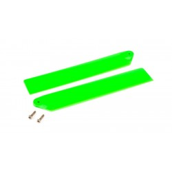 Hi-Performance Main Rotor Blade Set, Green: mCP X /X2