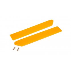 Hi-Performance Main Rotor Blade Set, Orange: mCP X V1/2
