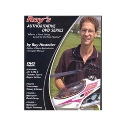 Ray's Authoritative DVD Series: Volume 1-3