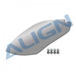 Align 700E Fiberglass Canopy/White