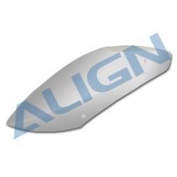 Align 700E Fiberglass Canopy/White - HC7651