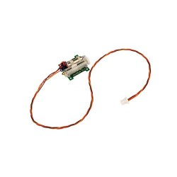 2.3-Gram Linear Long Throw Offset Servo by Spektrum