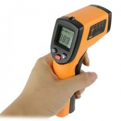 LCD IR Laser Infrared Digital Temperature Thermometer Gun