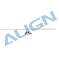 ALIGN 450L Tail Linkage Rod - H45T004XXW