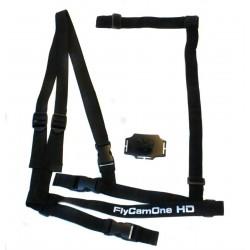 FlyCamOne HD Sportster Headset & Chestset